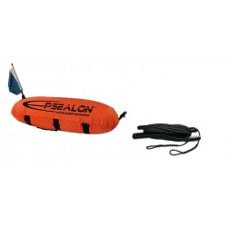 Pack EPSEALON DOUBLE TROPEDO Buoy & Salvimar Linewinder with 20m Floating Cable