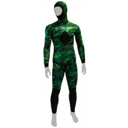 Traje EPSEALON FUSION GREEN 3mm