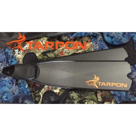 Barbatanas TARPON CARBON X