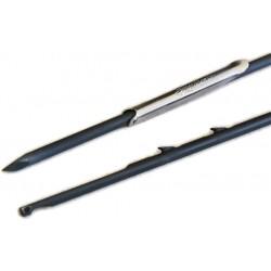 """Varilla SPEARMASTER 6.5mm """"Spring Steel"""" 2 Tetones"""