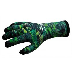 EPSEALON 3mm Gloves Green Fusion