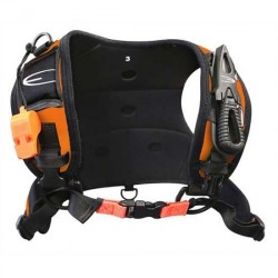 EPSEALON Weight Vest EasyFit Orange