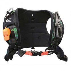 EPSEALON Weight Vest EasyFit Green Fusion
