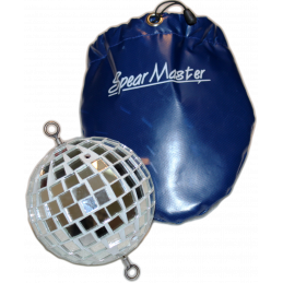 Flasher Bola de Espelhos Spearmaster