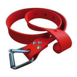 Epsealon Red Marseillaise Latex Weight Belt